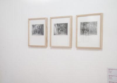 Operai al lavoro nella galleria stradale del Piottino (Leventina), 1934. Arnoldo Borelli. (FPC_01831_02, FPC_01833, FPC_02080)