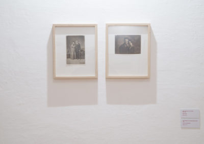 Luigi Canevascini con la moglie, 1905 circa. Grato Brunel. (FPC_01714); Piero Pellegrini con la fidanzata Maria Subri. 1921. Autore non identificato. (FPC_01717)