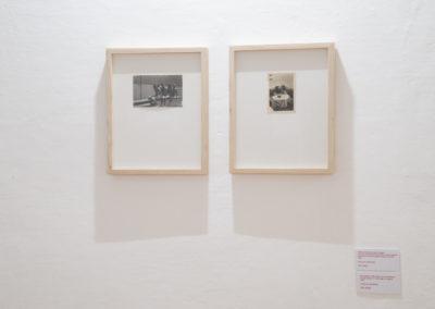 Quattro persone sul lago di Lugano. La prima da sinistra è Nice Monico, futura dirigente dell'Unione Donne Socialiste Ticinesi e del PST, 1942. Autore non identificato. (FPC_00255); Nice Monico (1922-1981) con una bambina su una terrazza in riva al lago di Lugano, 1942.
