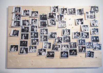 Partecipate - I ritratti di gruppo dei visitatori