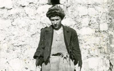 Un giovane montenegrino (dicembre 2014)