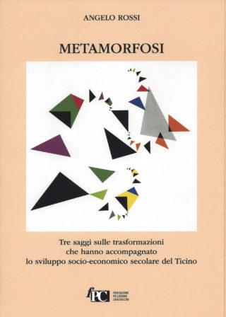 Copertina libro Metamorfosi